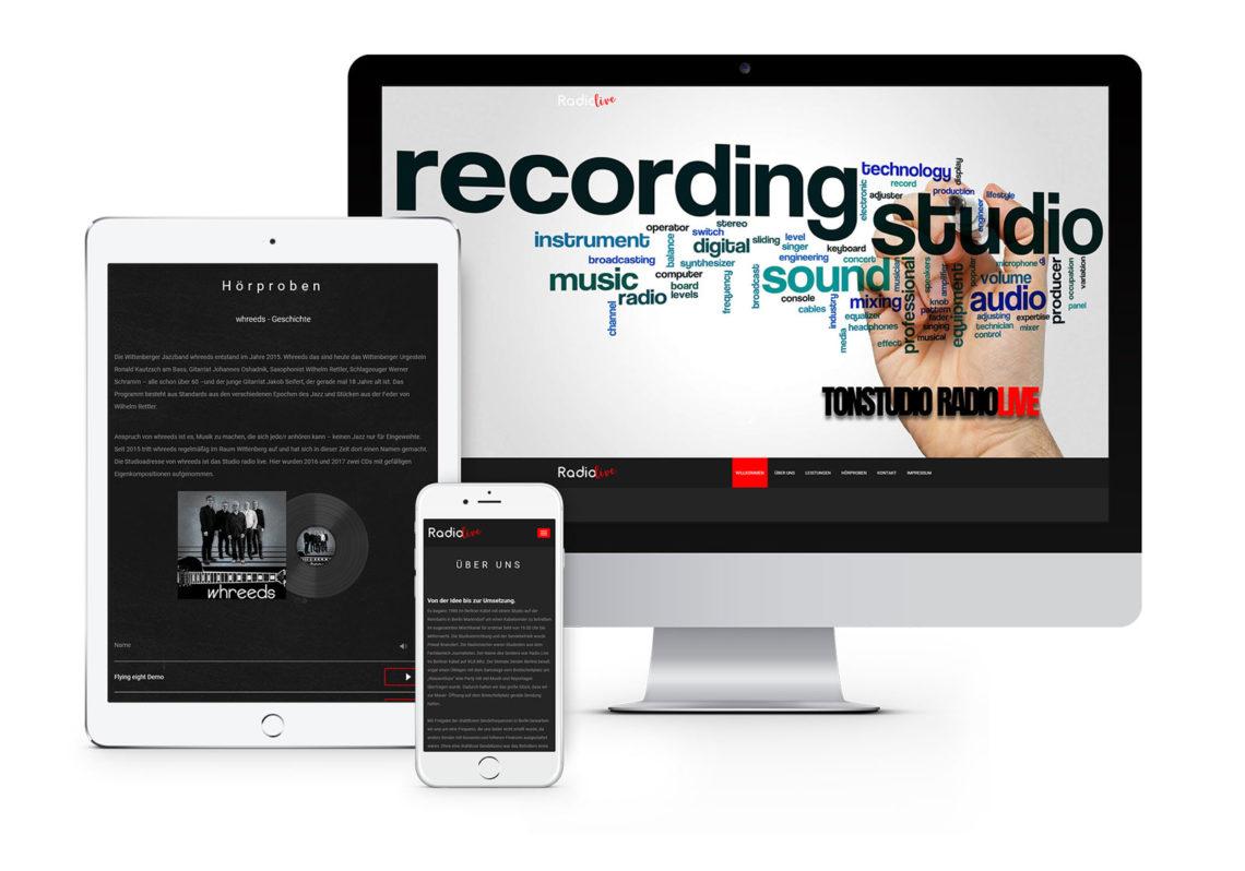 webdesign-oberhavel-tonstudio