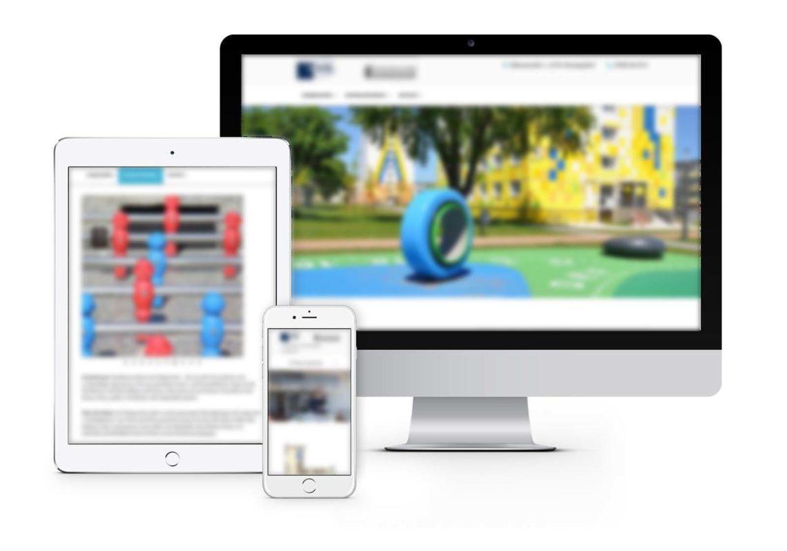 Webdesign Hennigsdorf für Wohnbauprojekt