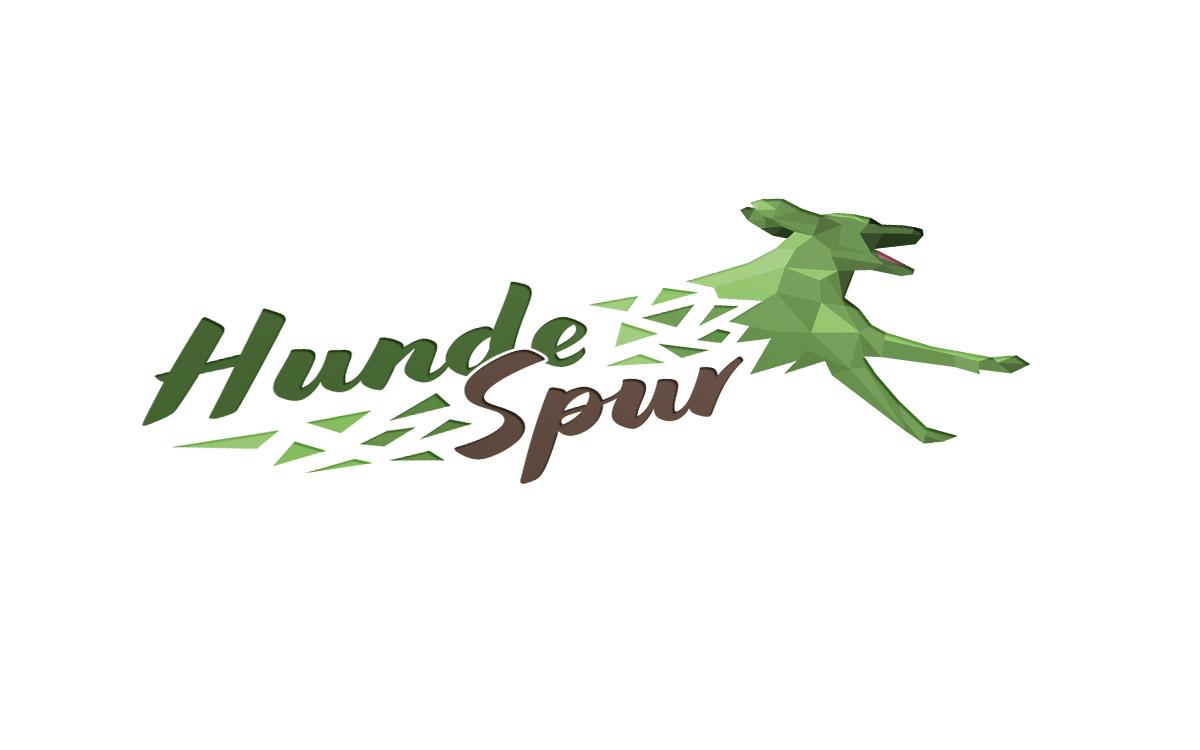 Logo Hunde Spur